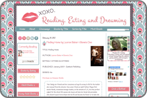 Reading, Eating, & Dreaming