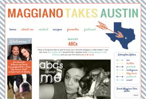 Maggiano Takes Austin