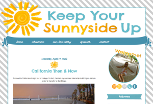 Keep Your Sunnyside Up