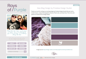 Rays of Purple 2013