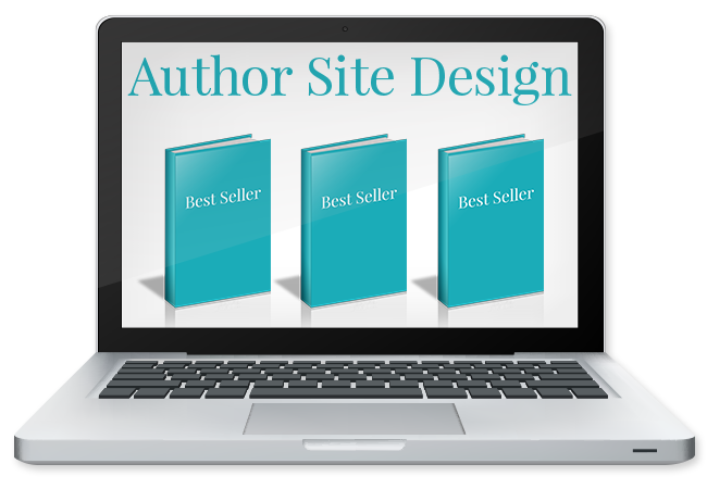 Author Site Design