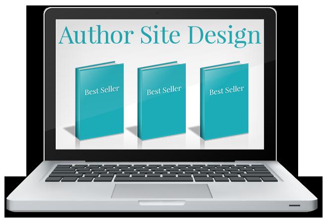 Author Site Design