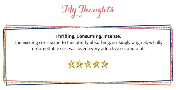 Custom Block Quote for Vilmas Book Blog
