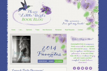 Three Little Birds Book Blog