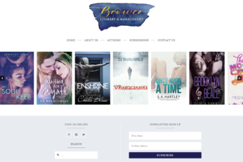 Brower Literary Agency Website