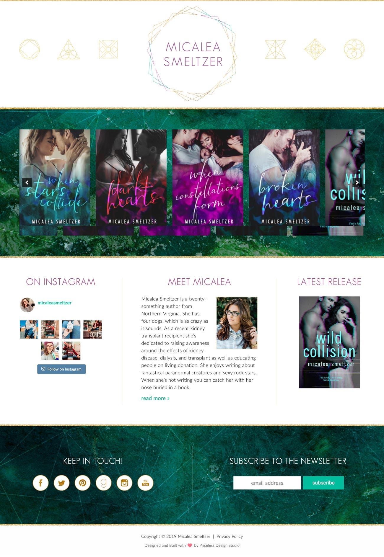 micalea_homepage