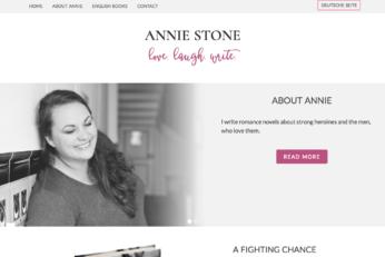 annie stone website